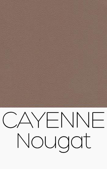 Tissu Cayenne nougat
