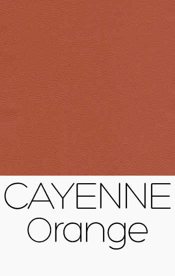 Tissu Cayenne orange