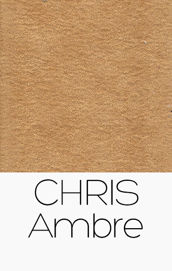 Tissu Chris ambre