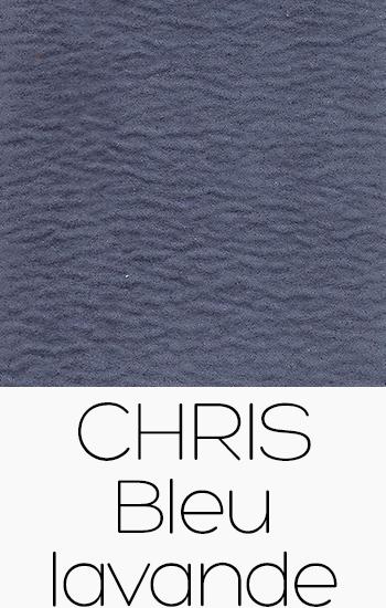 Tissu Chris bleu-lavande