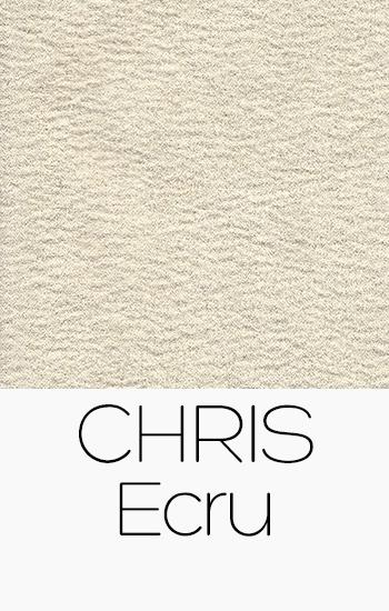 Tissu Chris ecru