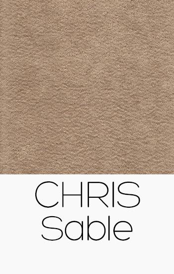 Tissu Chris sable