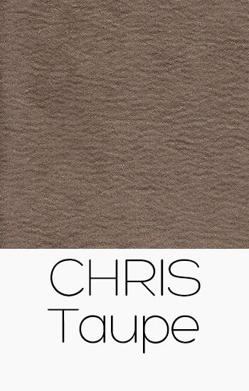 Tissu Chris taupe