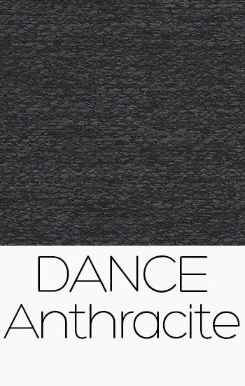 Tissu Dance anthracite