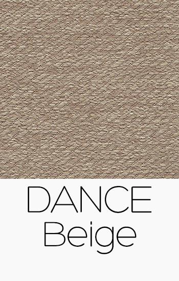 Tissu Dance beige