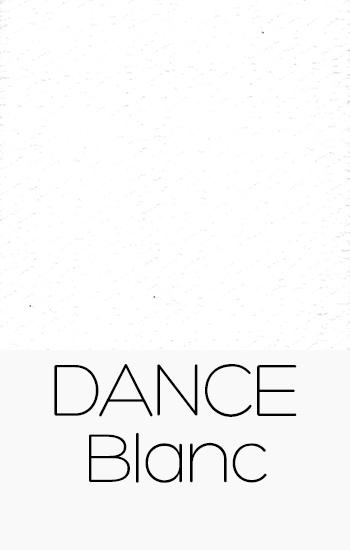 Tissu Dance blanc