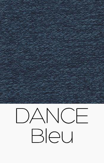 Tissu Dance bleu