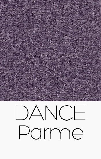 Tissu Dance parme
