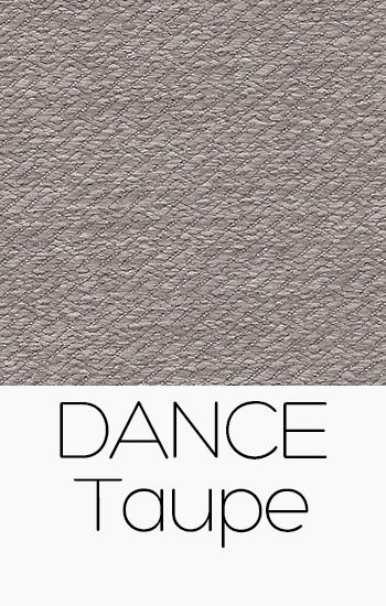 Tissu Dance taupe