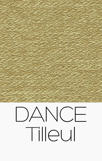 Tissu Dance tilleul