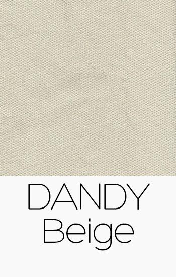 Tissu Dandy beige