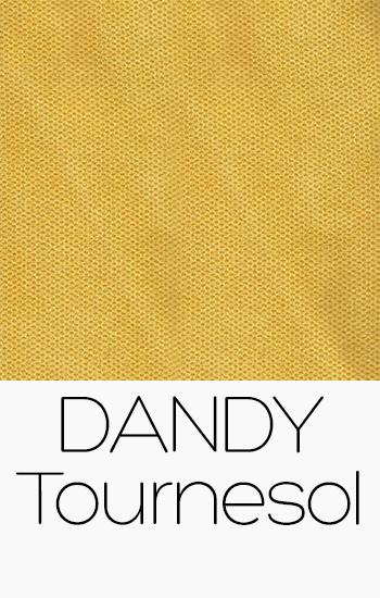 Tissu Dandy tournesol