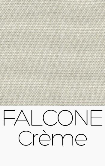Tissu Falcone creme