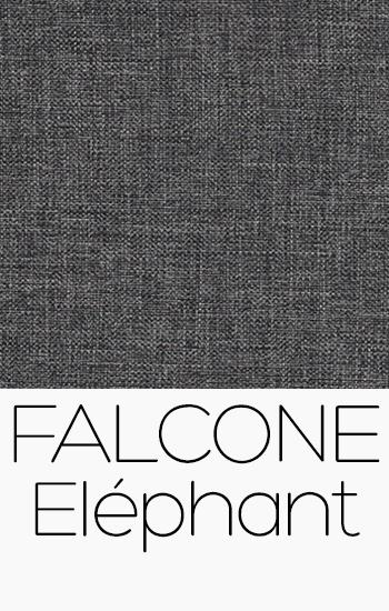 Tissu Falcone elephant