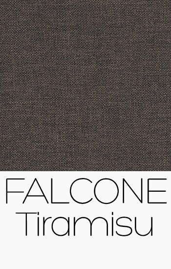 Tissu Falcone tiramisu