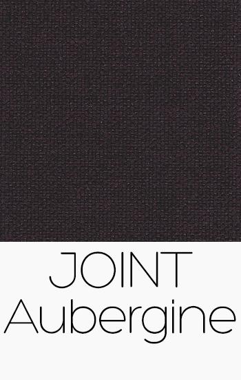 Tissu Joint aubergine
