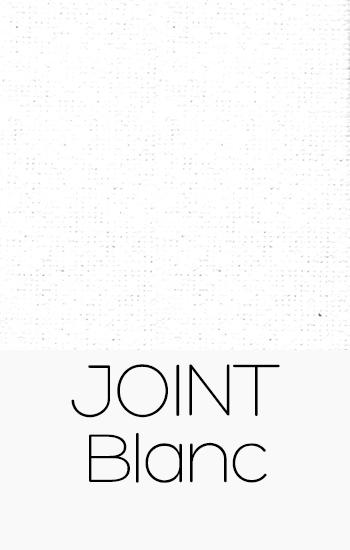 Tissu Joint blanc