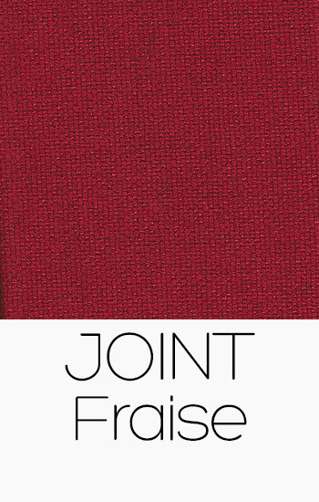 Tissu Joint fraise