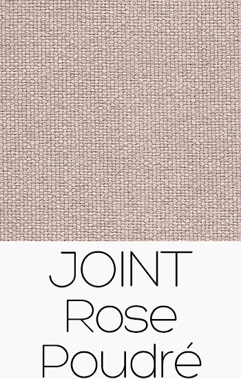 Tissu Joint rose-poudre