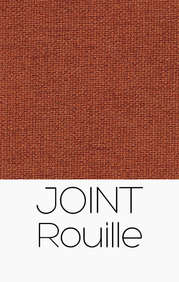 Tissu Joint rouille