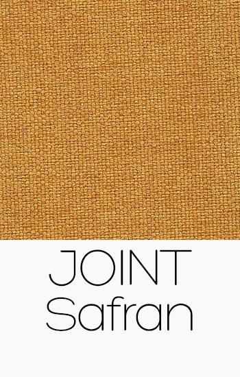 Tissu Joint safran