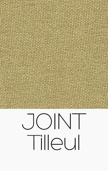 Tissu Joint tilleul