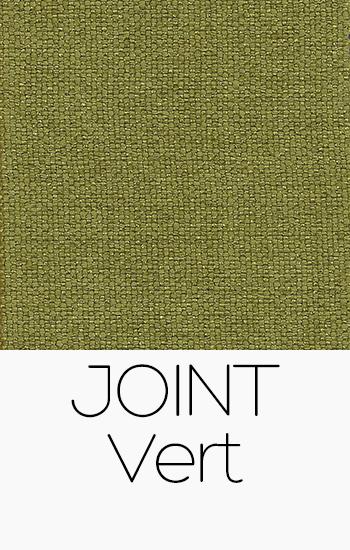 Tissu Joint vert