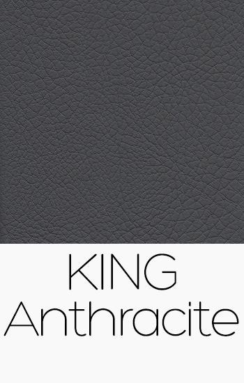Tissu King anthracite