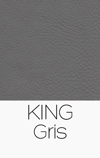 Tissu King gris