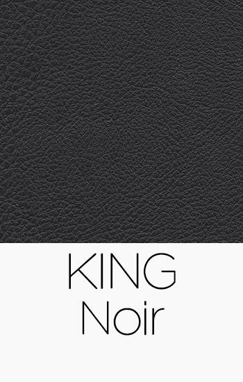 Tissu King noir