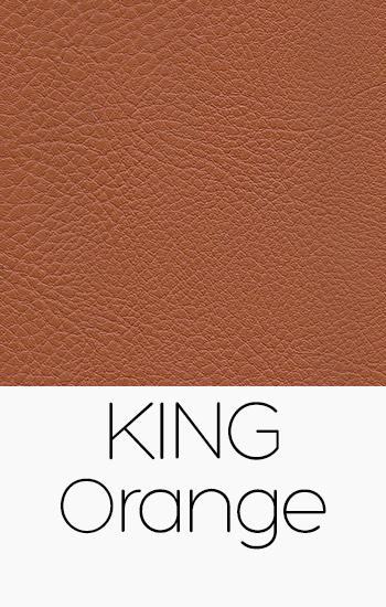 Tissu King orange