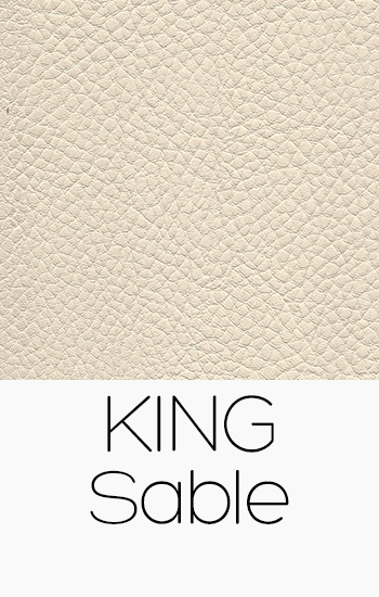 Tissu King sable