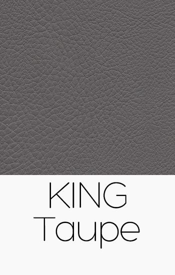 Tissu King taupe