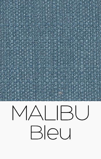 Tissu Malibu bleu
