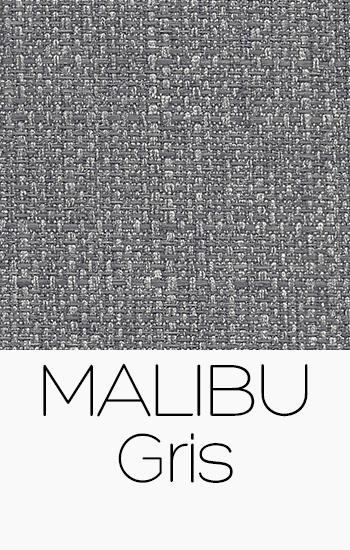 Tissu Malibu gris