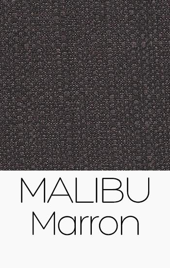 Tissu Malibu marron