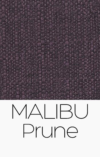 Tissu Malibu prune