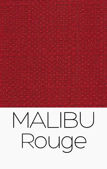 Tissu Malibu rouge