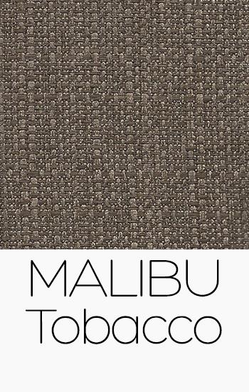 Tissu Malibu tobacco