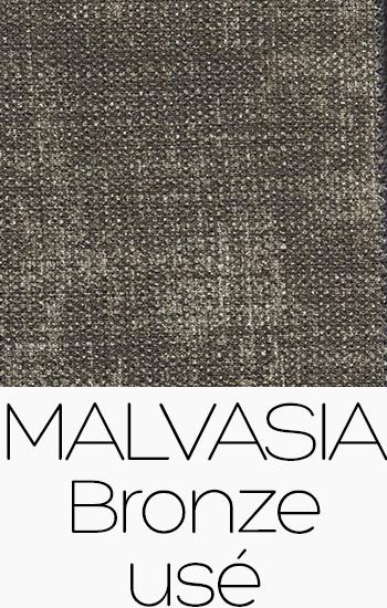 Tissu Malvasia bronze-use