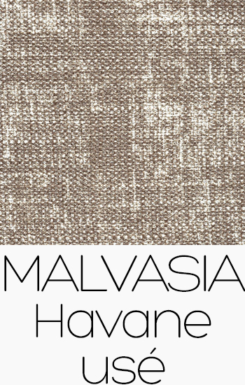 Tissu Malvasia havane-use