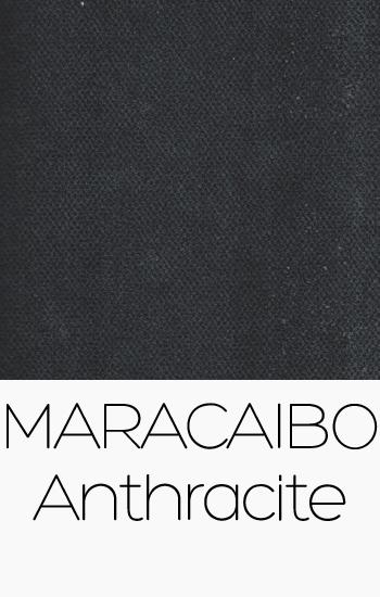 Tissu Maracaibo Anthracite