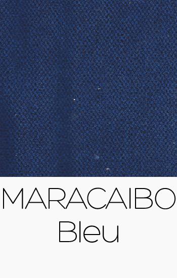 Tissu Maracaibo Bleu