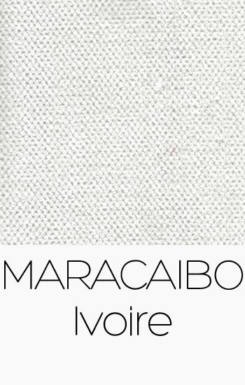 Tissu Maracaibo Ivoire