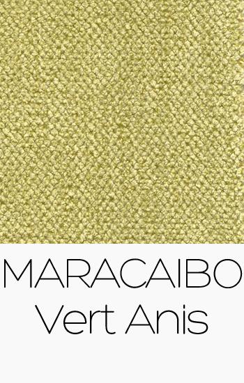 Tissu Maracaibo Vert Anis