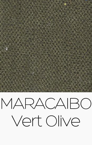 Tissu Maracaibo Vert Olive