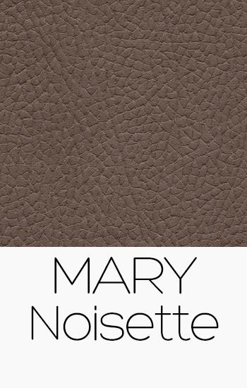 Tissu Mary noisette