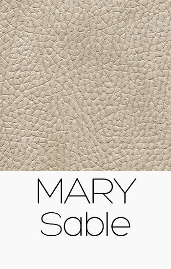 Tissu Mary sable