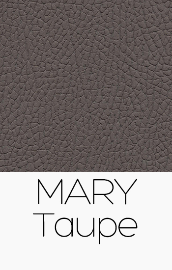 Tissu Mary taupe