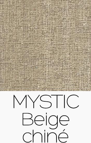 Tissu Mystic beige-chine